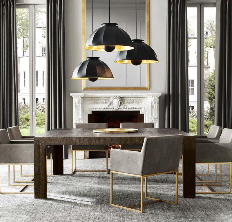 Lámparas de diseño moderno