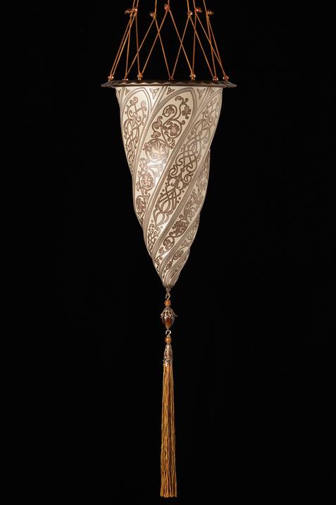 Lámpara de techo de cristal Cesendello Chandelier