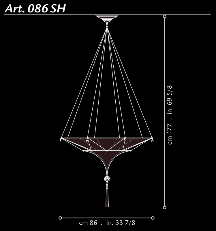 Scheherazade Fortuny 2 niveles - dimensiones
