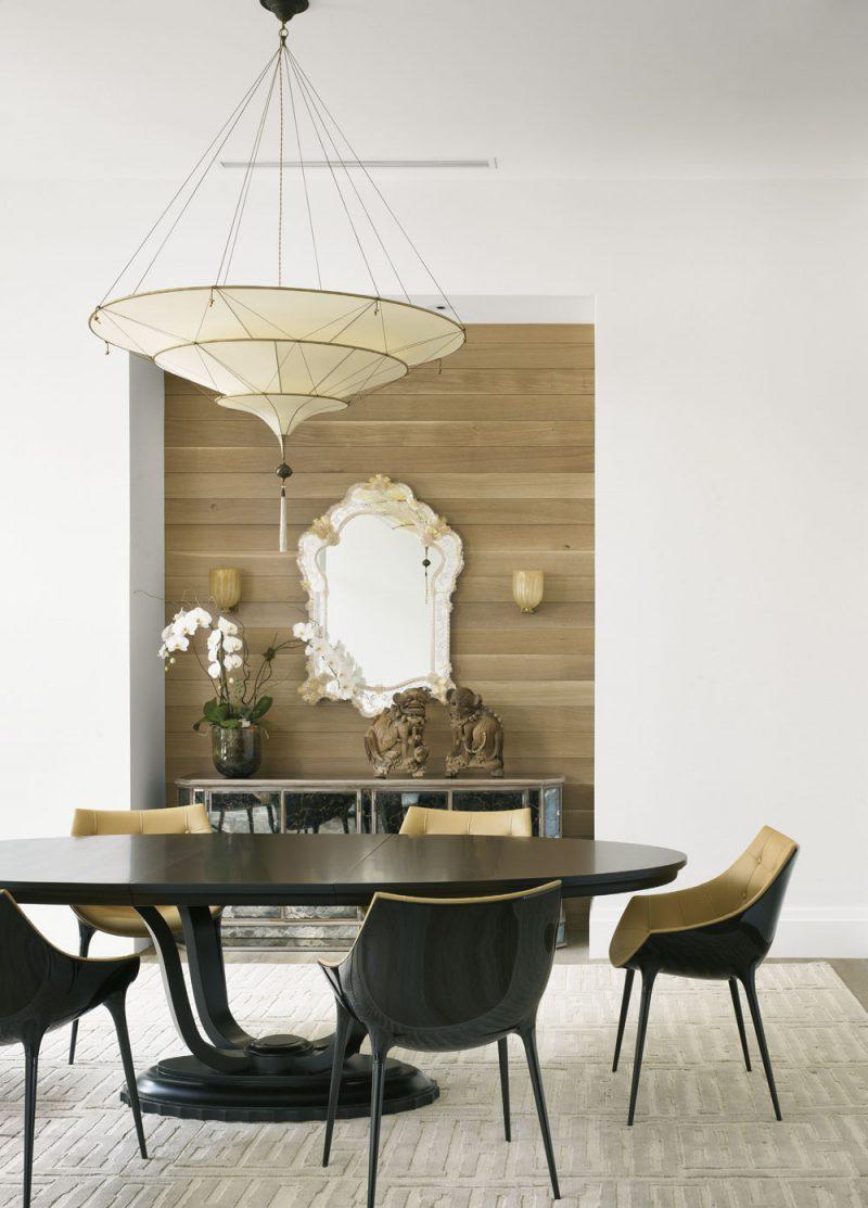 Scheherazade Fortuny 3 niveles Lámpara de seda de color liso diseño Plain - proyecto