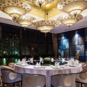 Fortuny Scheherazade en el restaurante Y2C2 en Shanghai