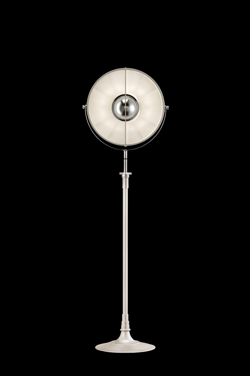 Lámpara de pie Fortuny Atelier 41 blanca