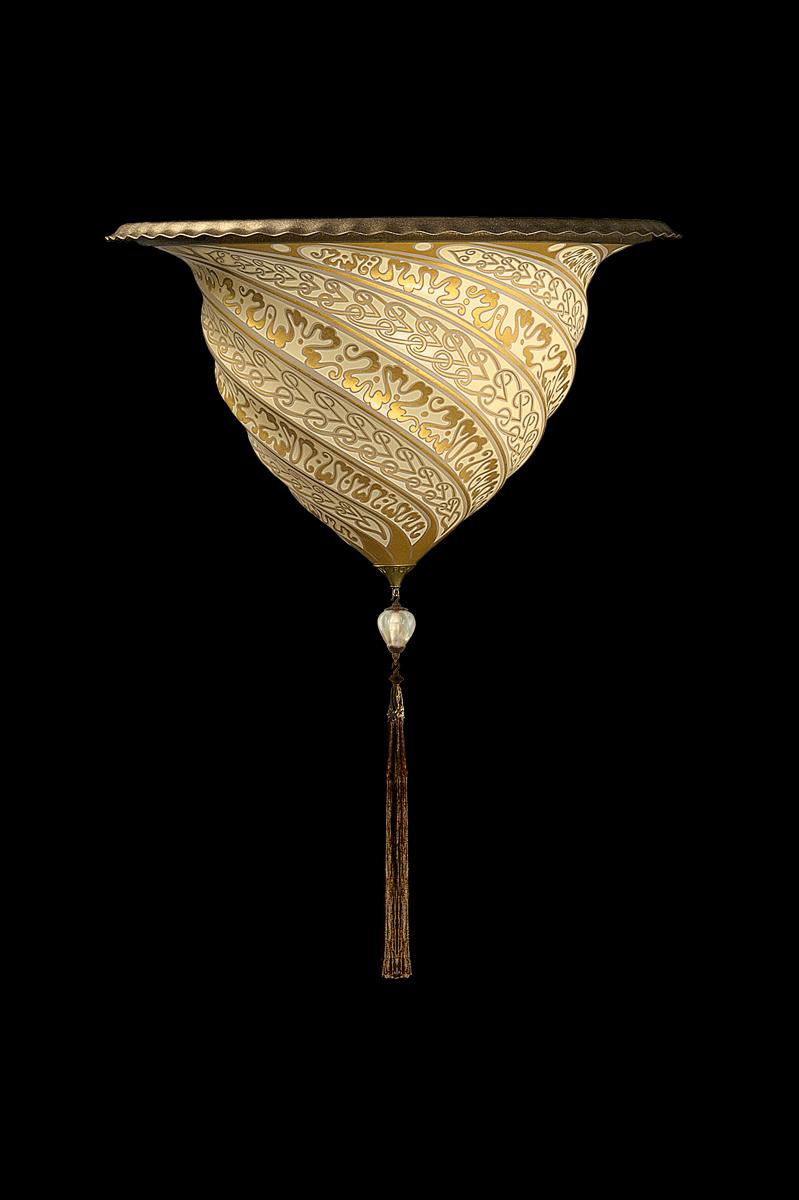Samarkanda aplique de cristal