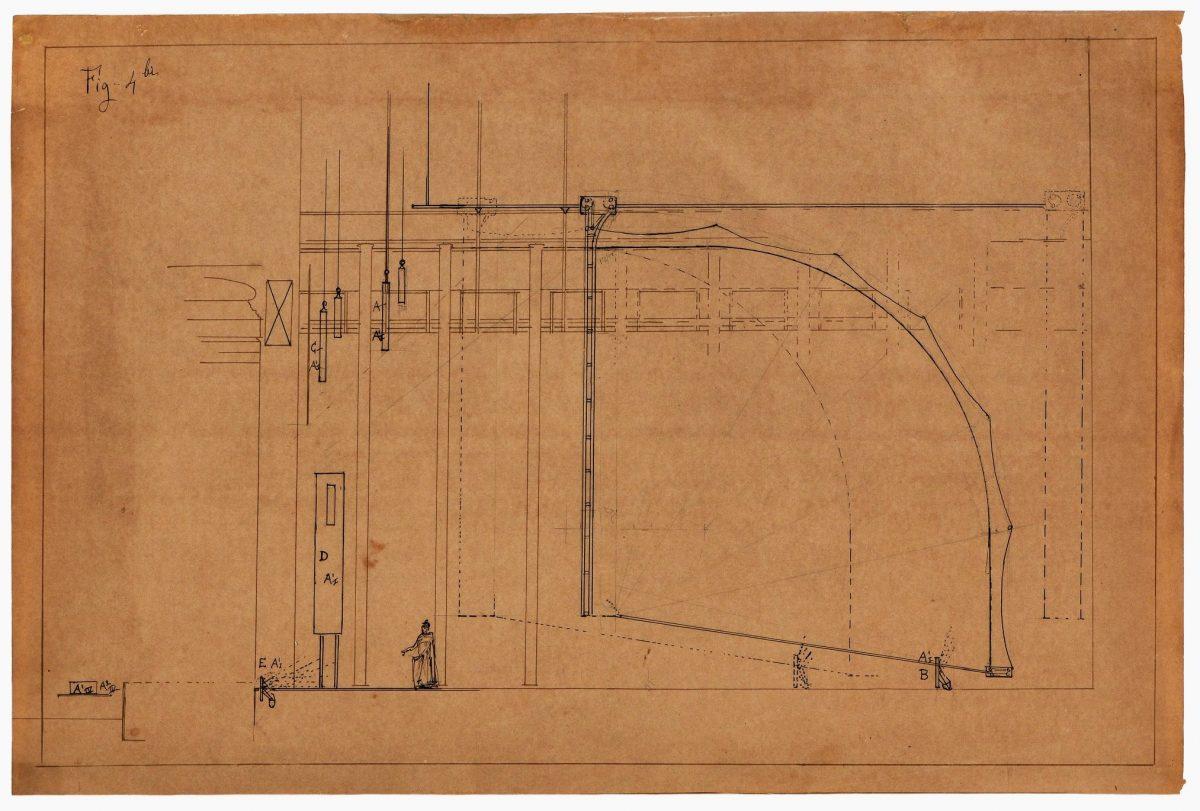 El diseño de la cúpula de Mariano Fortuny