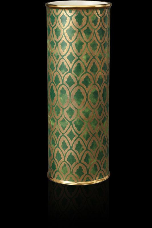 Vasijas grandes Fortuny Peruviano verdes